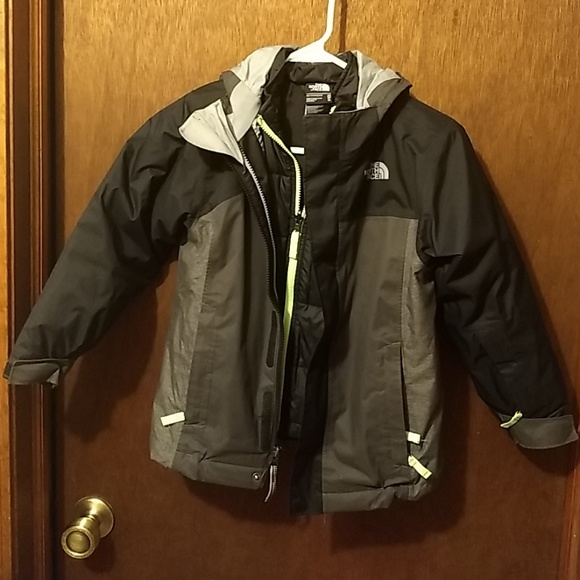 4da8b7a34 The North Face Boy's Boundary Triclimate Jacket